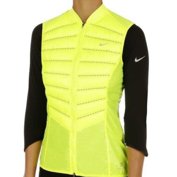 NWOT Nike Aeroloft 800 Vest. M 5657462901985e6a5400e481 3b81c0ba5