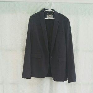 #REDUCED# BRAND NEW H&M blazer.  Dark Grey