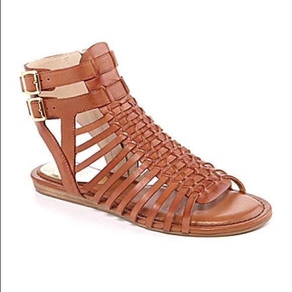 6d8da5230c8 FLASH SALE Vince Camuto Kensil Gladiator Sandals. M 56576fac2ba50a36ca00f389
