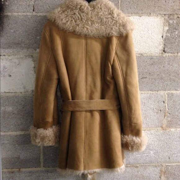 75% off Christ Jackets & Blazers - NWT Shearling coat!! from ...