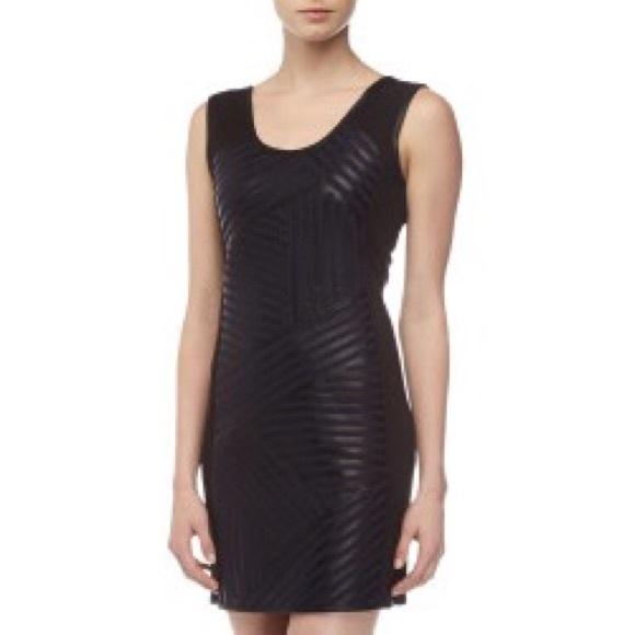 Bagatelle City Dresses Nordstrom Leather Dress Poshmark
