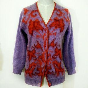SALE!! HP!! 🎉💖Vintage 60's wool mohair sweater