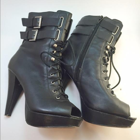 f8051fce7d0 Kelsi Dagger Shoes - Kelsi Dagger heeled open-toe