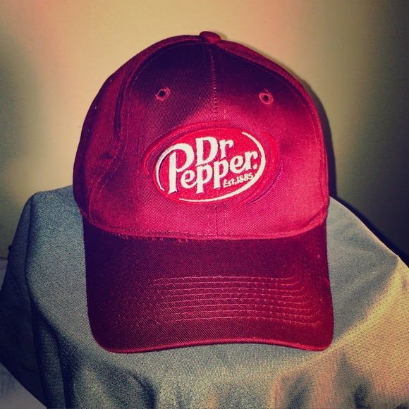 Accessories - Dr Pepper Strapback fcb24b65904b