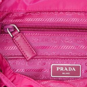 Prada Pink Backpack Prada Wallet Discount