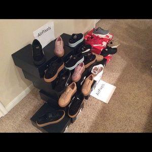 Para Mujer Tamaño De Los Zapatos De Puma 11 nky0P