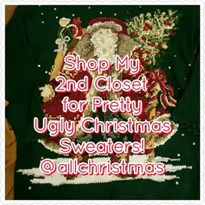 Sweaters - Pretty Ugly Christmas Sweaters! @allchristmas