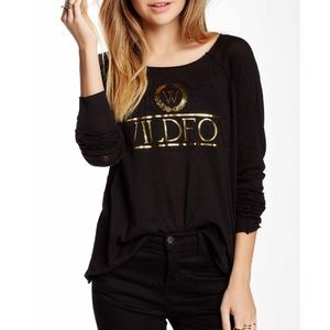 Wildfox Country Club Pullover