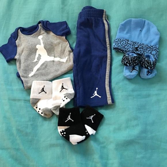 Jordan Other | Baby Jordan Stuff | Poshmark