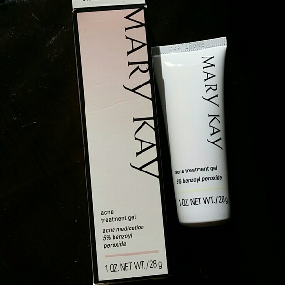 Mary Kay Other Acne Treatment Gel Poshmark