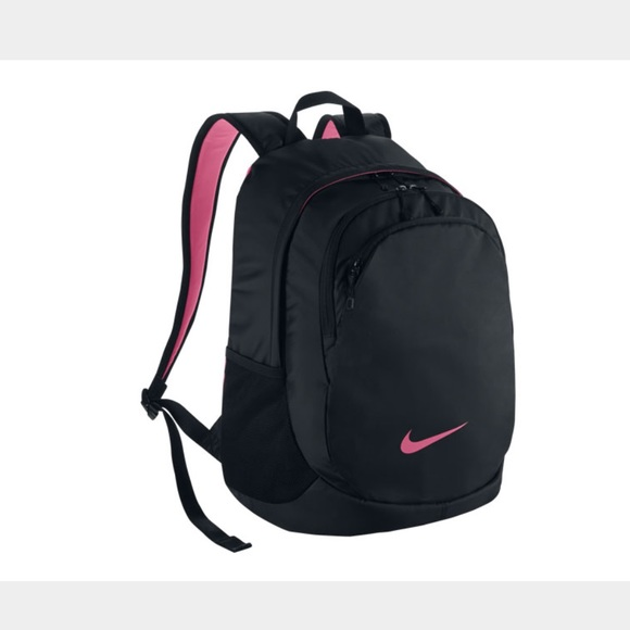 dc24b8cb6a6c Buy nike pink and black backpack   OFF49% Discounted