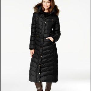 78 off michael michael kors jackets blazers authentic michael kors long winter jacket w. Black Bedroom Furniture Sets. Home Design Ideas