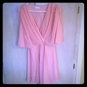 Dresses & Skirts - Salmon Dress NWOT