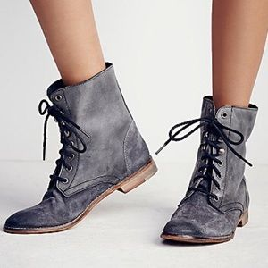 ee3f2cccc5484 Free People Shoes - Free people truemay lace up boots