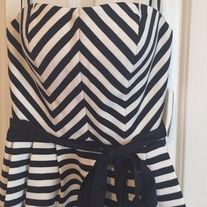 Forever 21 Dresses & Skirts - Nautical striped dress forever 21 NWT!