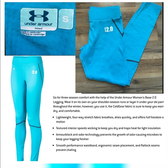 best place for search for clearance 2019 professional Women's Under Armour Base 2.0 Leggings