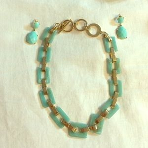 New in Box  Necklace & Earring set