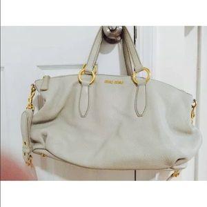 Mui Mui Authentic Handbag