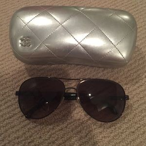 66 off chanel accessories chanel sunglasses from lauren for Chanel collection miroir 4179