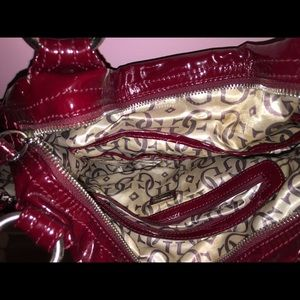 7be71dd799 Guess Bags - Cherry Red Guess Purse