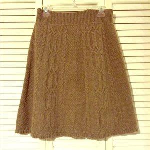 旅 sale 旅anthropologie sweater skirt, med.