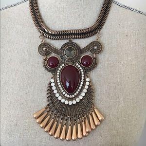 New statement necklace set