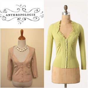 Anthropologie Sweaters - 📦SOLD Anthro Rosie Neira Orchard House Cardigan