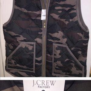 Jackets & Blazers - J crew vest