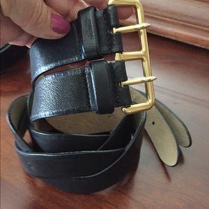 60% off Prada Accessories - Prada black fabric belt from Kari\u0026#39;s ...