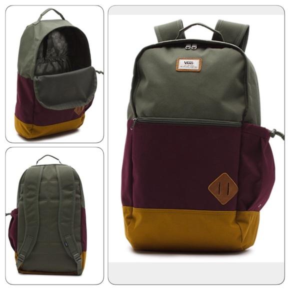 de4acc20933473 Vans Van Doren II Backpack