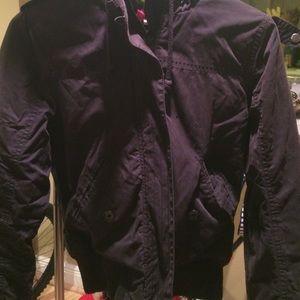 women's H&M size 2  Black jacket