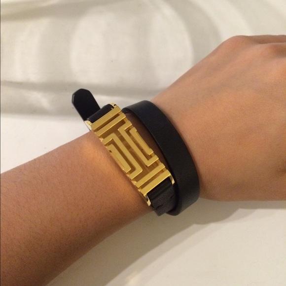 127885ff0f77f Tory Burch Fitbit wrap bracelet. M 565934f8291a35bb3200805a