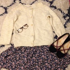 💋Zara knit sweater💋