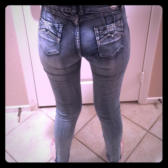 Sexy Tight Jeans Pic