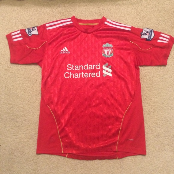 9ddc33ccd Adidas Other - MENS Adidas Liverpool Torres Authentic Jersey