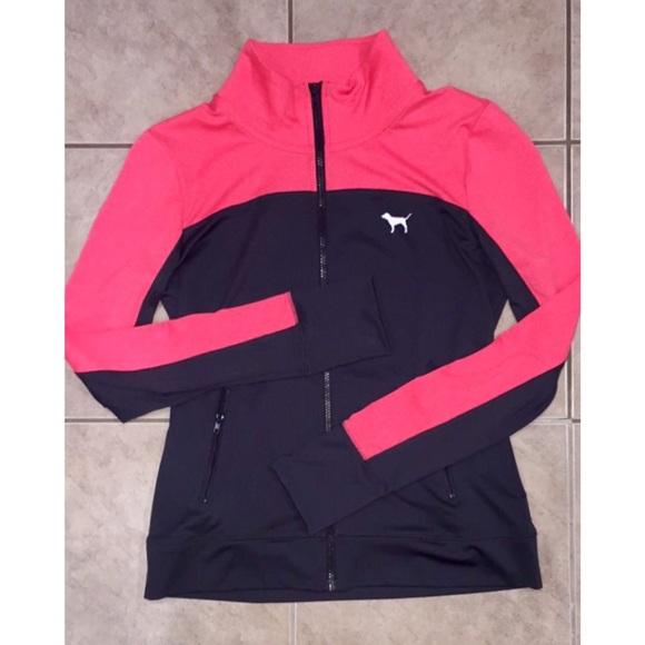 d75964923597f PINK Victoria's Secret Jackets & Coats | Vs Pink Ultimate Track ...
