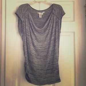 Max Studio Cowl Neck Shirt