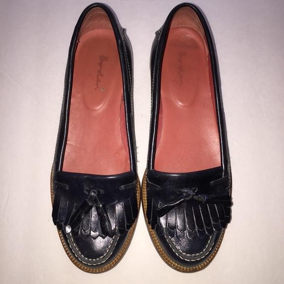 80f23f02692 Boden Shoes - ⚡️FLASH SALE⚡️Boden Navy fringed