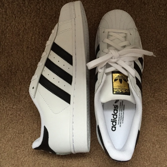 Brand new adidas superstar