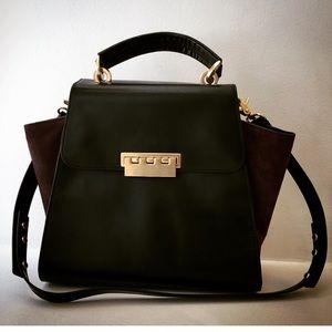 Zac Posen Handbags - NWOT Zac Posen Trapeze Handbag