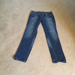 Lee Denim - Lee Stretch Straight Leg Jeans