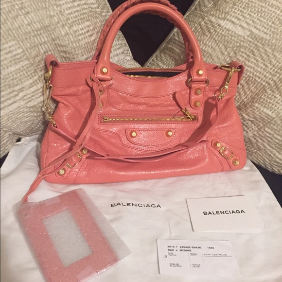 Balenciaga First Bag Size