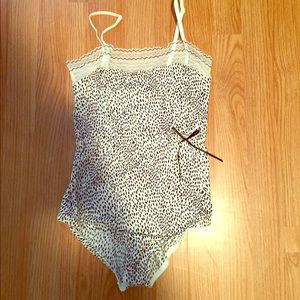 GAP Other - Animal print body suit
