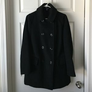 Black Gap Peacoat