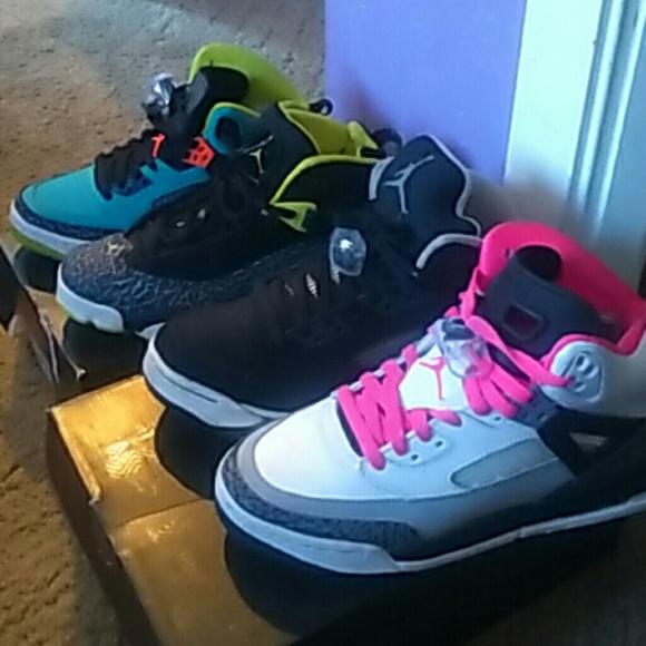 Mens Air Jordan Six Rings Premier Black shoes