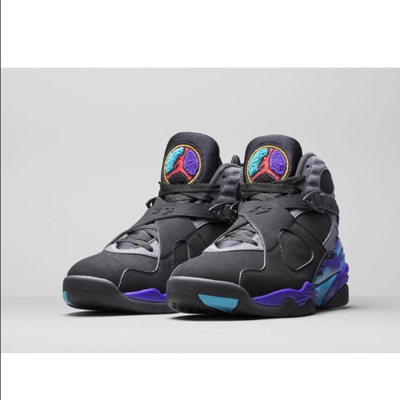 économiser 02830 466b2 Nike Shoes | Air Jordan Retro 8 Aqua | Poshmark