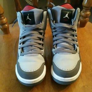 Chicos Jordan Tamaño De Los Zapatos 7 E85DGNm6Up