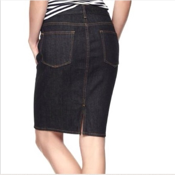 60 gap dresses skirts gap denim skirt from