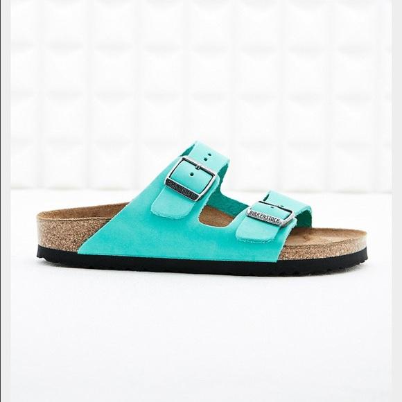 c9de9c72be75 Birkenstock Shoes - Mint Birkenstocks