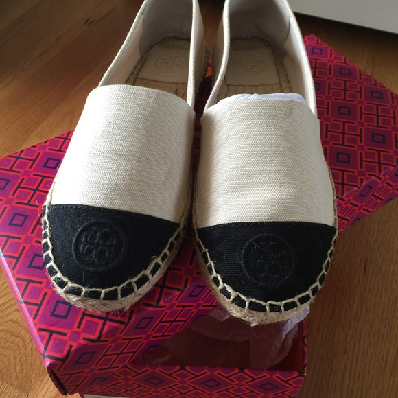e0b1a3afbdb1 Tory Burch Color-Block Espadrille -ONLY WORN ONCE!  M 565a0d96d14d7b2188002cc9
